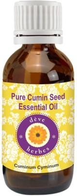 DèVe Herbes Pure Cumin Seed Essential Oil - Cuminum Cymunu