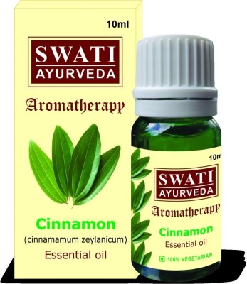 Swati Ayurveda Essential Oil Cinnamon (Cinnamamum Zeylanicum)