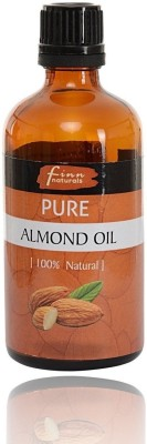 Finn Naturals 100% Pure Cold Pressed Almond Sweet Oil