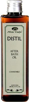 Aloe Veda Distil After Bath Oil - Chamomile