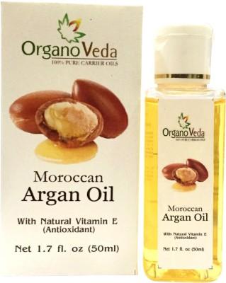 Organo Veda Pure Carrier Moroccan Argan Oil