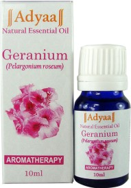 Adyaa Naturals Rose Geranium Essential Oil