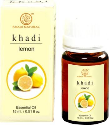 Khadi Lemon Essential Oil