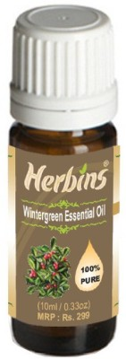 Herbins Wintergreen Essential Oil-10ml