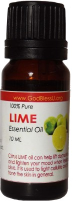 God Bless U EO-LIME-10ML
