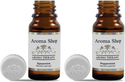 Rk's Aroma Peppermint & Spearmint Essential Oil