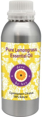 Deve Herbes Pure Lemongrass Oil
