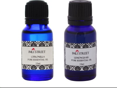 Imli Street Citronella & Lemongrass Essential Oil