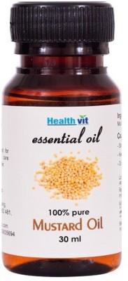 Healthvit Mustard Essential Oil-30ml