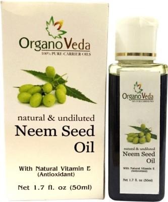 Organo Veda Pure Carrier Neem seed Oil