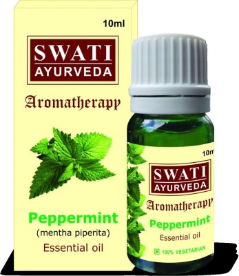 Swati Ayurveda Essential Oil Peppermint (Mentha Piperita)