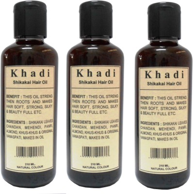 Khadi Herbal Shikakai Hair Oil