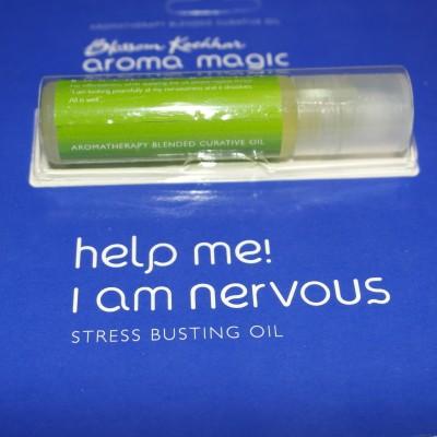 Aroma Magic Help me! I am nervous - Stress Busting Oil
