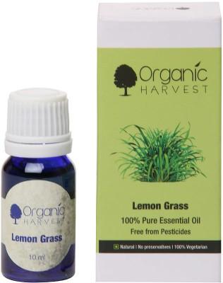 Organic Harvest Lemon Grass Oil
