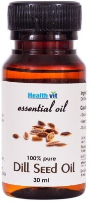 Healthvit Dill Seed Essential Oil- 30ml