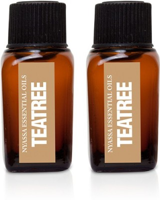 Nyassa Tea Tree Essential Oil Pack Of 2