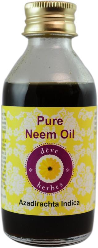 DèVe Herbes Pure Neem Oil - Azadirachta Indica(100 ml)