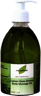 Aromablendz Lemongrass Massage Oil