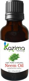 Kazima Neem 100% Pure Natural & Undiluted Oil(15 ml)