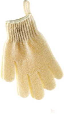 Saloon Nylon Bath Exfoliating Glove