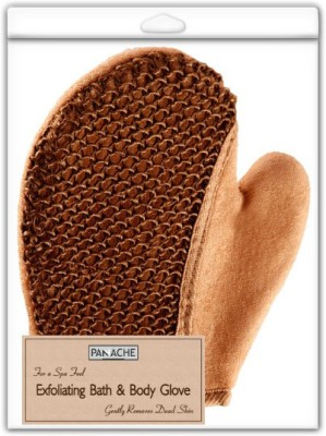 PANACHE Exfoliating Bath & Body Glove