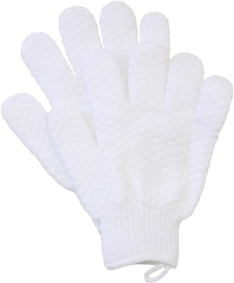Saloon Exfoliating Bath Gloves
