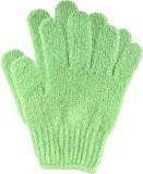 sukot Bath Gloves Scrubber Scrub Back Bo...