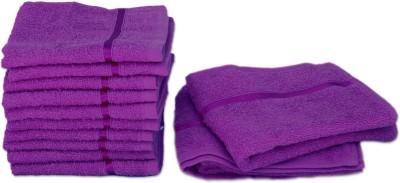 Story @ Home 12 Piece Cotton Bath Linen Set