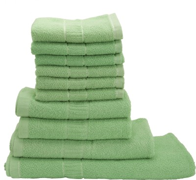 Feel Soft 10 Piece Bath Linen Set