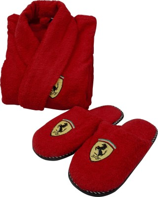 Ferrari 2 Piece Bath Linen Set