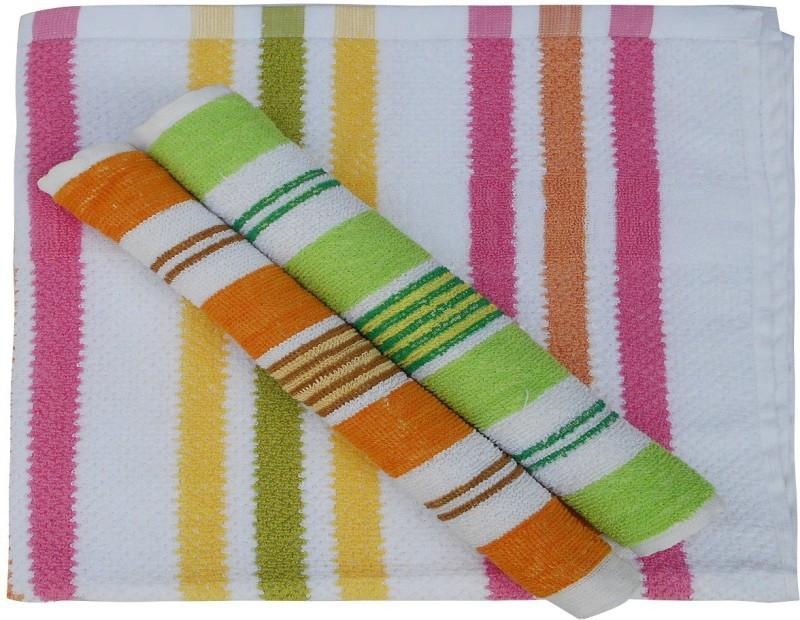 B&G Bath Linen Set(Multicolor)
