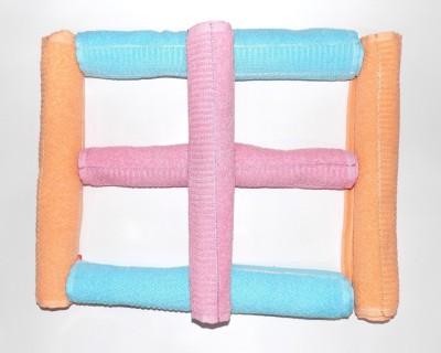 ALAGH FASHIONS 6 Piece Cotton Bath Linen Set