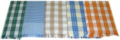Tidy 5 Piece Cotton Bath Linen Set