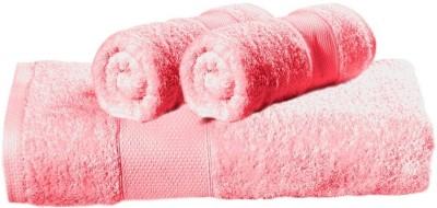 Pipal 3 Piece Cotton Bath Linen Set