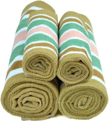 U & Me 4 Piece Cotton Bath Linen Set