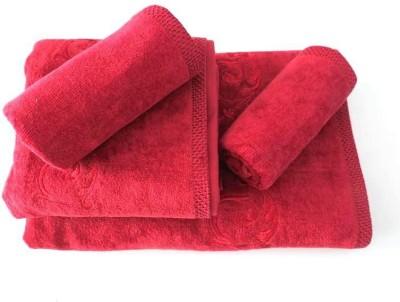 Bombay Dyeing 4 Piece Bath Linen Set