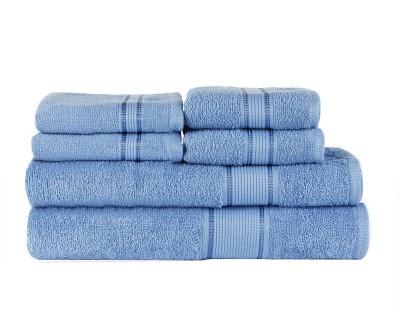 Calico Touch 6 Piece Cotton Bath Linen Set