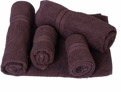 Portico New York 4 Piece Cotton Bath Linen Set