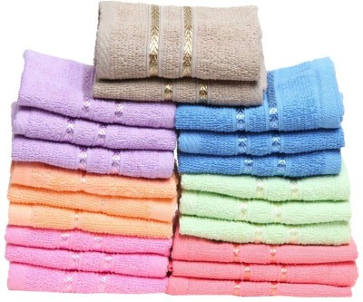 Towel Town 20 Piece Cotton Bath Linen Set
