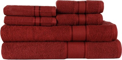 Calico Touch 6 Piece Cotton Bath Linen Set