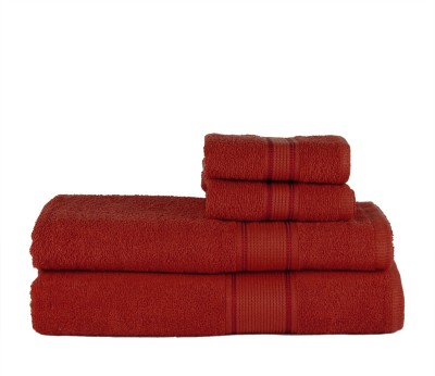 Calico Touch 4 Piece Cotton Bath Linen Set