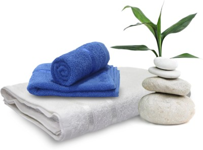 Story @ Home 3 Piece Cotton Bath Linen Set