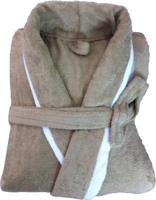 CKT Beige Free Size Bath Robe