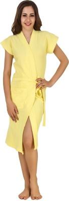 CrazyLiner Lemon Free Size Bath Robe