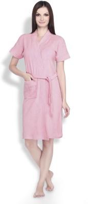 Sand Dune Pink XL Bath Robe