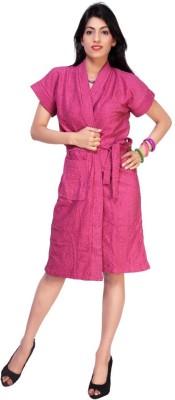 Carrel Purple XL Bath Robe