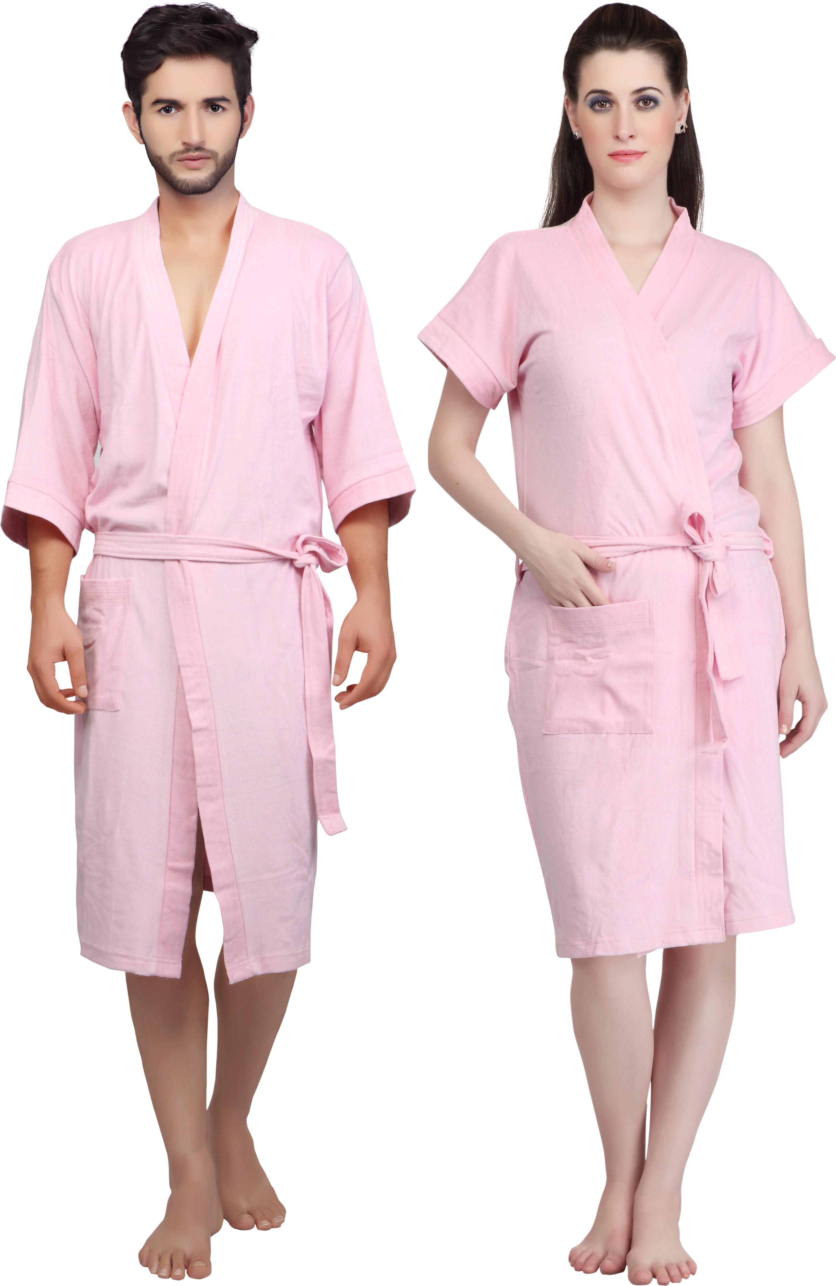 Mark Home Pink XL Bath Robe