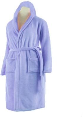 Loomkart SKY-BLUE Large Bath Robe