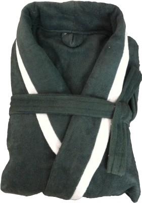 CKT Multicolor Free Size Bath Robe(Bath Robe, For: Men, Multicolor)