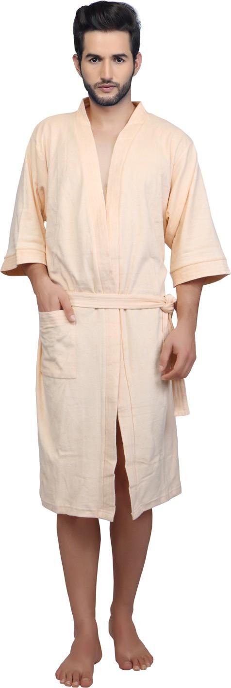 Mark Home Peach XL Bath Robe class=